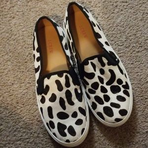 J.Crew slip on shoes